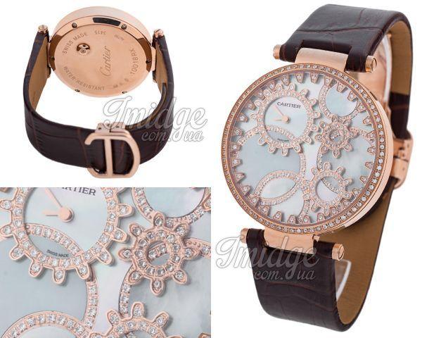 Женские часы Cartier  №MX1925