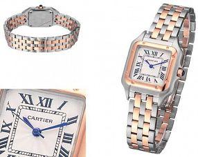 Женские часы Cartier  №MX3775