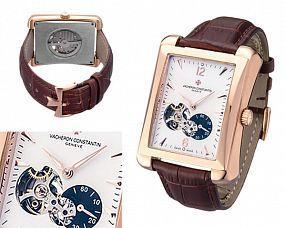 Мужские часы Vacheron Constantin  №MX3407