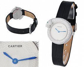 Женские часы Cartier  №N0146