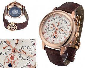 Мужские часы Patek Philippe  №MX3733