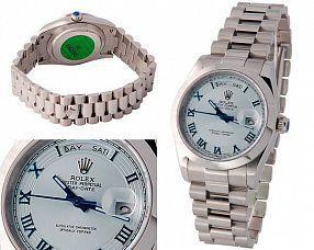 Копия часов Rolex  №MX0727