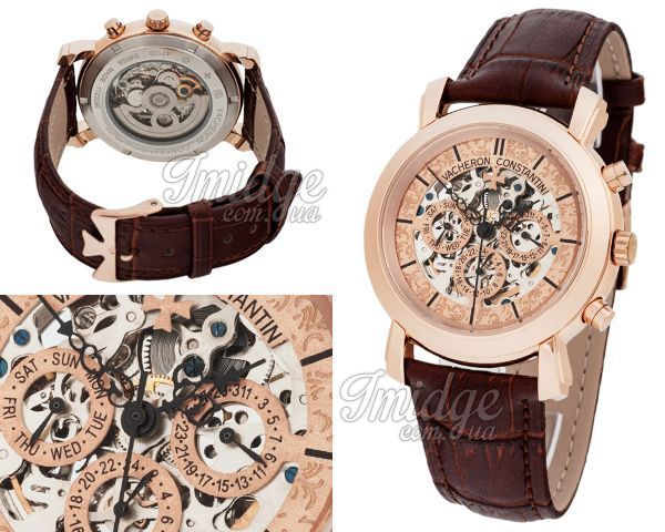 Мужские часы Vacheron Constantin  №MX2128