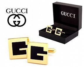 Запонки Gucci  №334