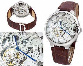 Мужские часы Cartier  №MX2983