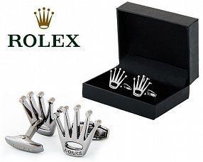 Запонки Rolex  №395