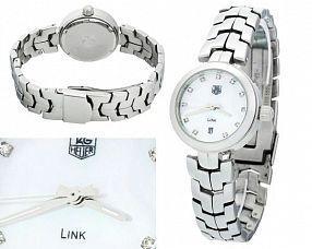 Женские часы Tag Heuer  №N1704