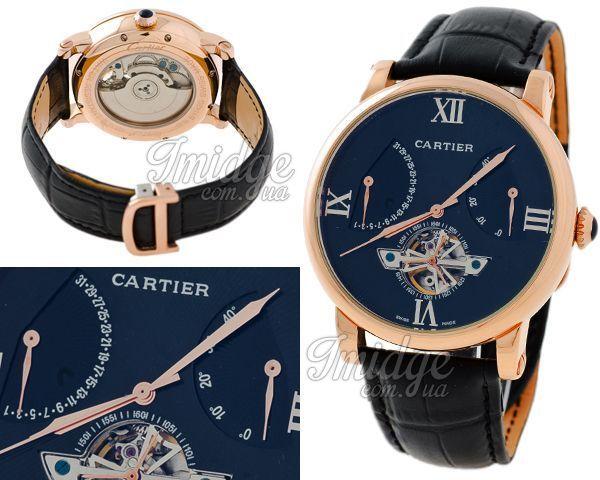 Мужские часы Cartier  №M4676