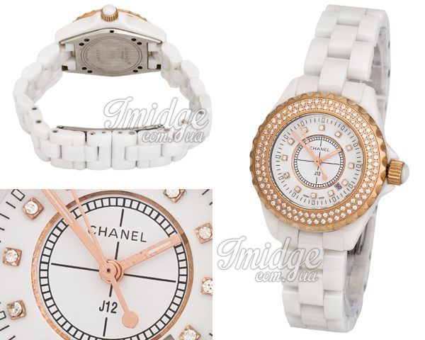 Женские часы Chanel  №MX1220