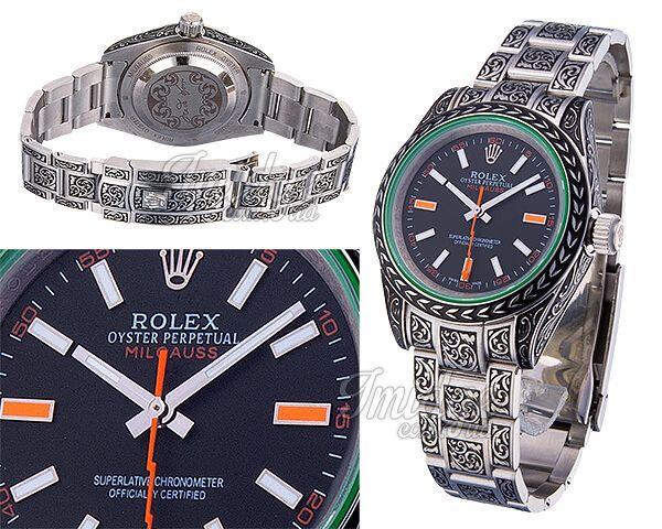 Мужские часы Rolex  №MX3420