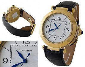 Копия часов Cartier  №S384
