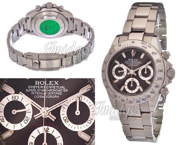 Мужские часы Rolex  №M2990-1