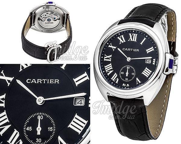 Мужские часы Cartier  №N2472