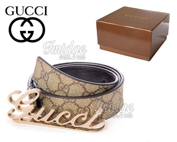 Ремень Gucci  №B043