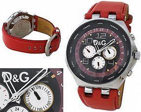 Унисекс часы Dolce & Gabbana  №S0052-1
