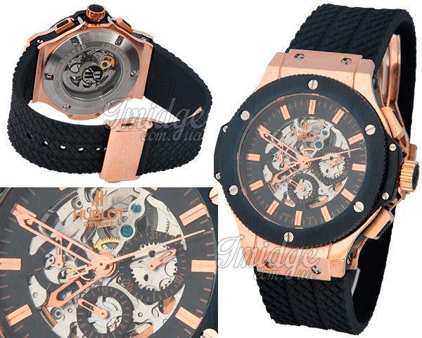 Мужские часы Hublot  №N0255