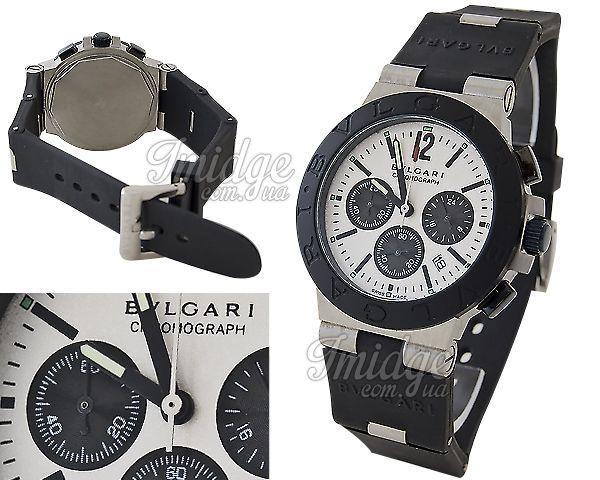 Мужские часы Bvlgari  №H0747