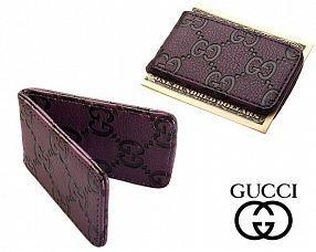 Зажим для денег Gucci  Z0016