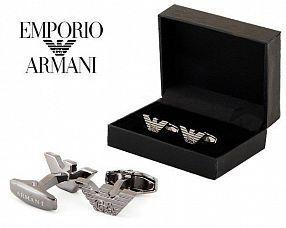 Запонки Emporio Armani  №400