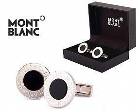 Запонки Montblanc  №324