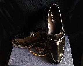 Туфли Prada Модель №F040