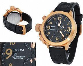 Мужские часы U-BOAT  №M4009