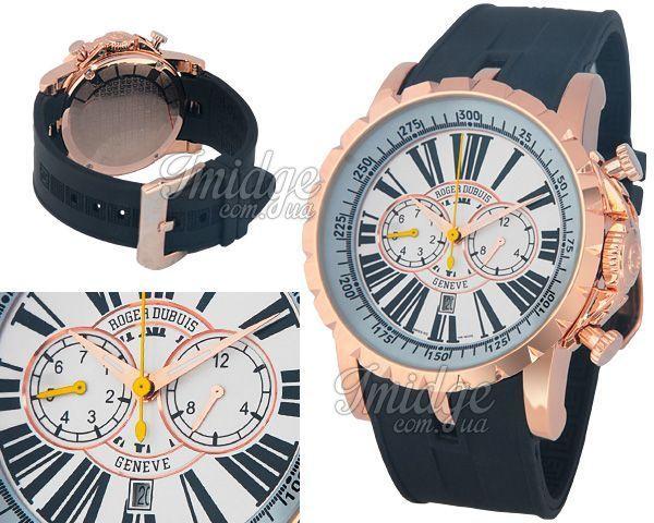 Мужские часы Roger Dubuis  №N0642