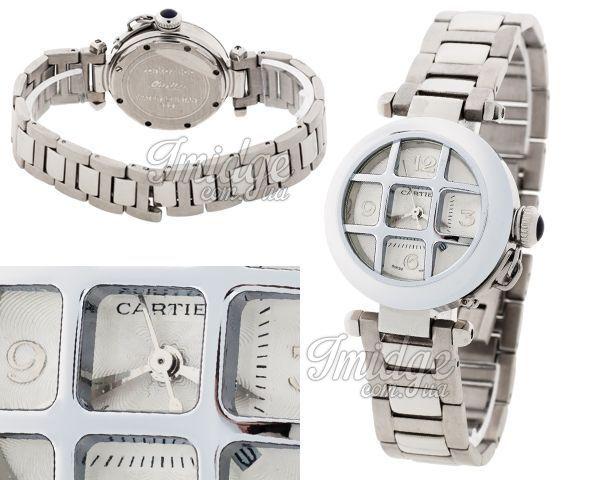 Женские часы Cartier  №MX2442
