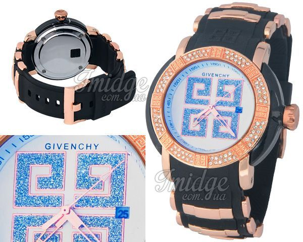 Унисекс часы Givenchy  №N0622