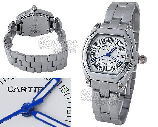 Мужские часы Cartier  №H0556