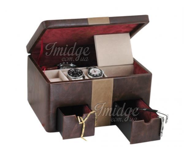 Коробка для часов AB COLLEZIONI Tortuga  №1103