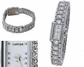 Женские часы Cartier  №MX1489