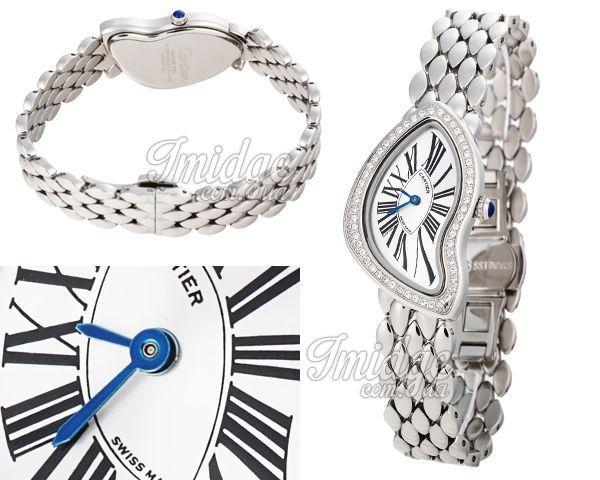 Женские часы Cartier  №MX2227