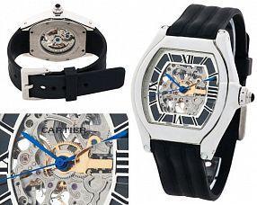 Мужские часы Cartier  №N2074