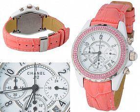 Женские часы Chanel  №M2700