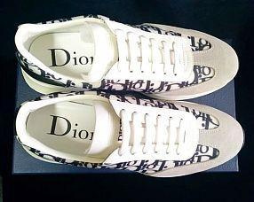 Мужские кроссовки Christian Dior  №F005