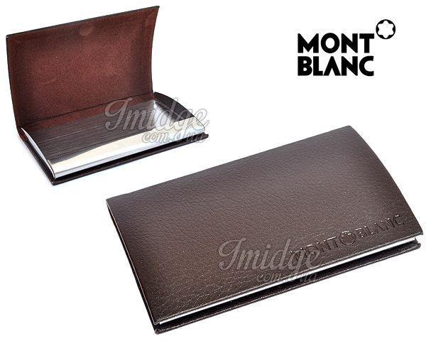 Визитница Montblanc  №C021