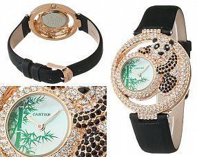 Женские часы Cartier  №N0048-5