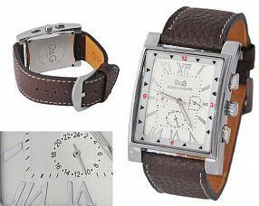Мужские часы Dolce & Gabbana  №S0040