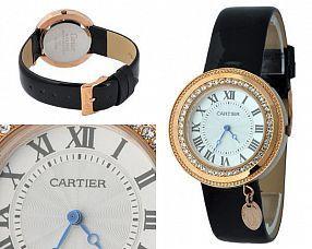Копия часов Cartier  №M2163-1