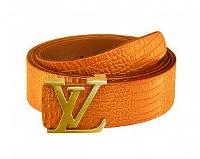 Ремень Louis Vuitton  №B085