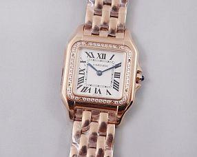 Женские часы Cartier Модель №MX3641 (Референс оригинала WJPN0009)