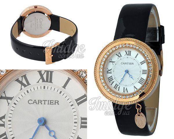 Женские часы Cartier  №M2163-1
