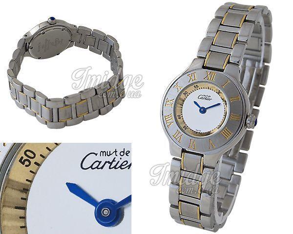 Женские часы Cartier  №C0059