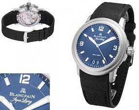 Мужские часы Blancpain  №MX3669 (Референс оригинала 2850B-1130A-64B)