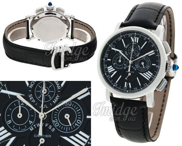 Мужские часы Cartier  №MX2371