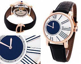 Мужские часы Cartier  №N2366
