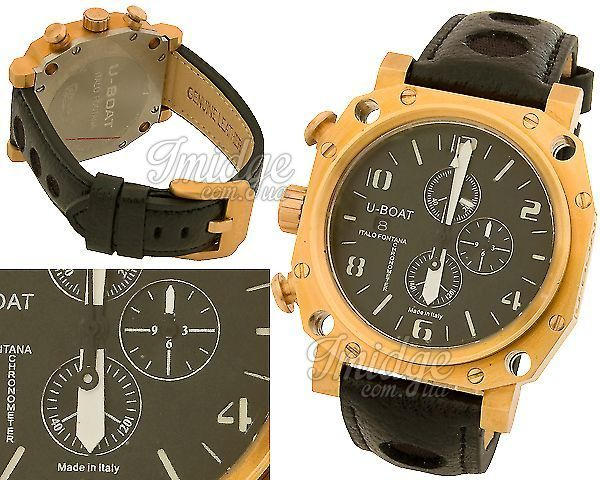 Мужские часы U-BOAT  №P0033