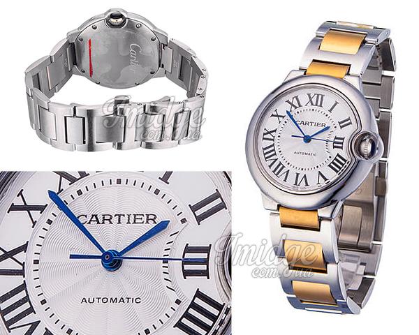 Унисекс часы Cartier  №MX3425