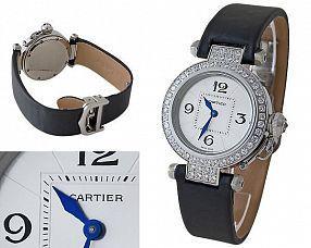 Женские часы Cartier  №C0040